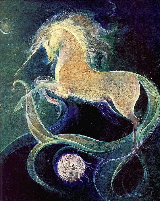 Peintures chamanes: Susan Seddon Boulet 50433210