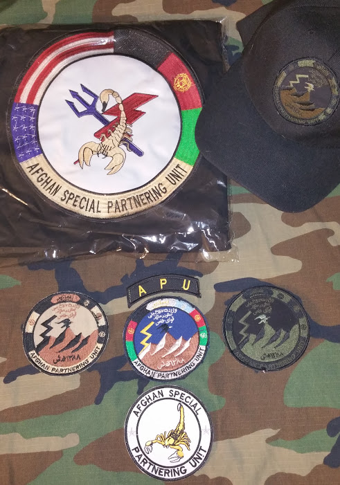 Afghan National Army Commando Patches - Page 7 20151110