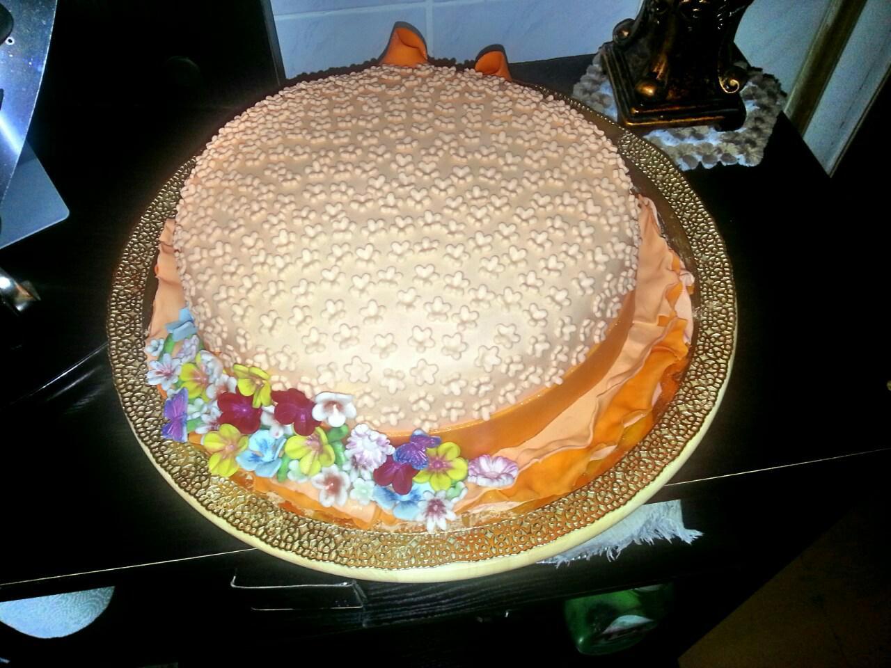 Торт на заказ 4d7f8610
