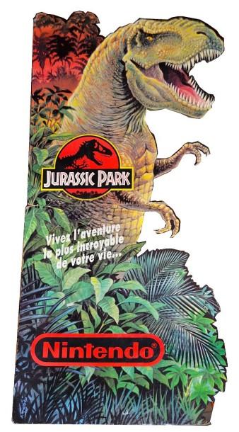 Jurassic Park - Fiche de jeu 20410