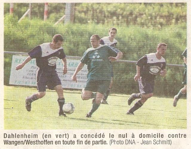 L e FC Wangen Westhoffen - Page 2 Scan0011