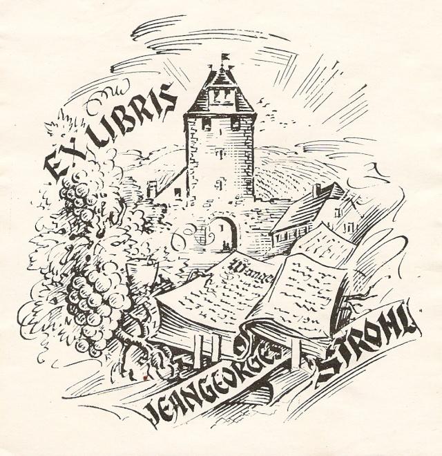 Ex Libris ayant un lien avec WANGEN Scan0016