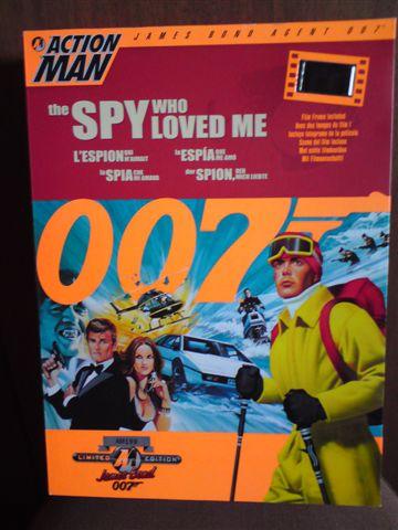 James Bond Agente 007 (collezione di spezialagent) 00610
