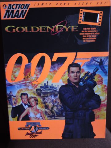 James Bond Agente 007 (collezione di spezialagent) 00811