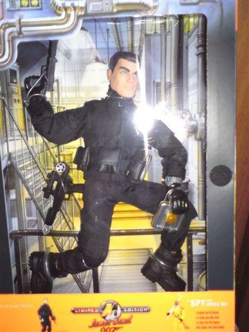James Bond Agente 007 (collezione di spezialagent) 01010
