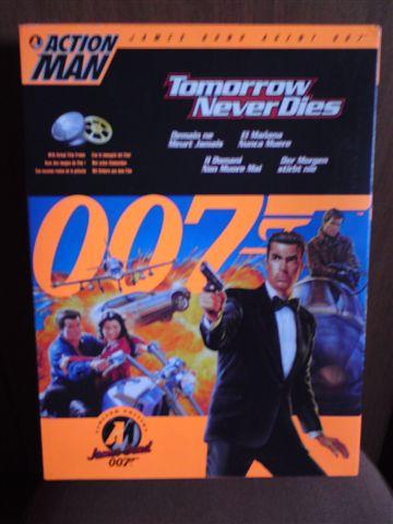 James Bond Agente 007 (collezione di spezialagent) 01110