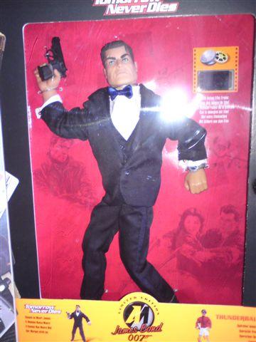 James Bond Agente 007 (collezione di spezialagent) 01310
