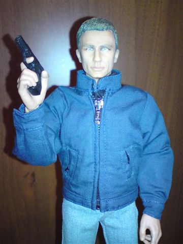 James Bond Agente 007 (collezione di spezialagent) Barone11