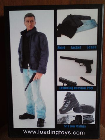 James Bond Agente 007 (collezione di spezialagent) Sup10