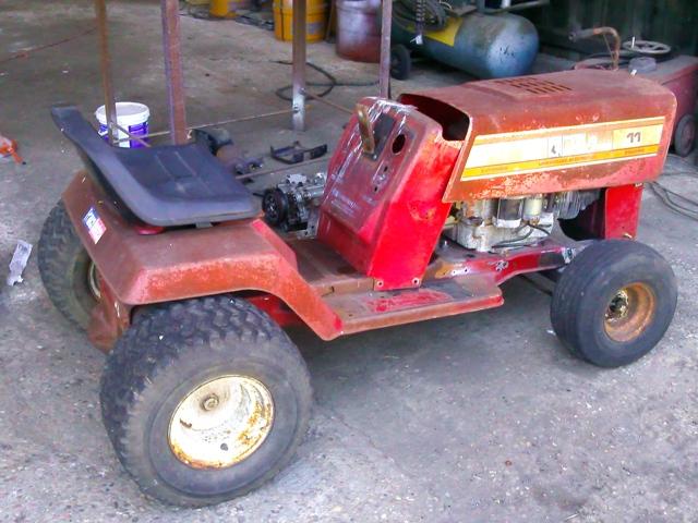 power mower Cota11