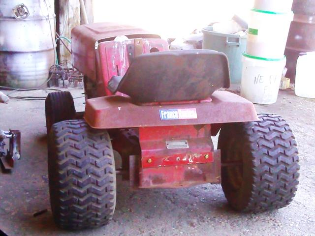power mower Derrie10