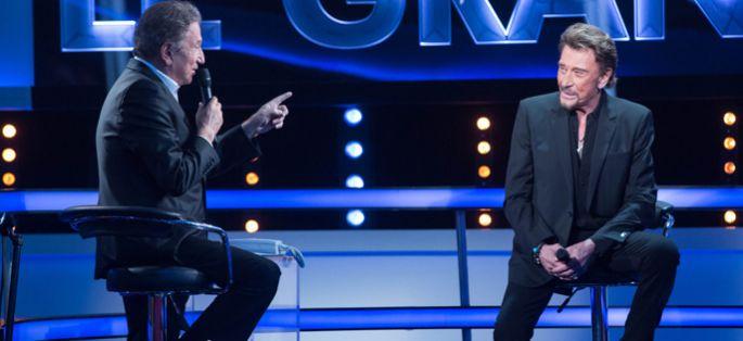 """Le Grand Show"" avec Johnny Hallyday ( le 28 novembre 2015) 30541210"