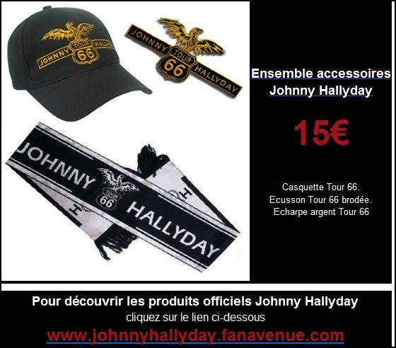 Ensemble accessoires Johnny Hallyday !  Captur15