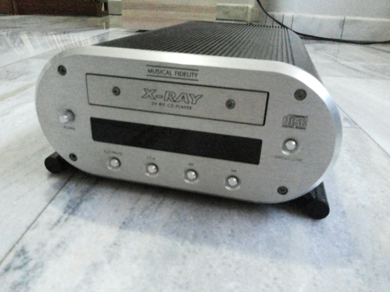 Musical Fidelity X-Ray CD Player (Used) Img-2017