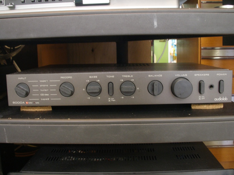 Audiolab 8000A (Used) P9261610