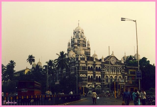 Monuments, gares, châteaux,... dans le monde Bombay10