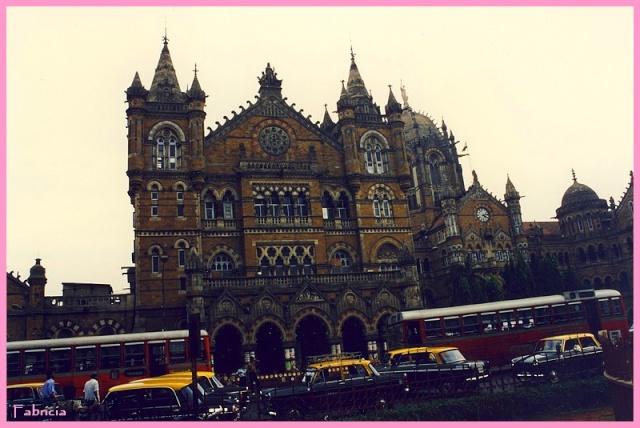 Monuments, gares, châteaux,... dans le monde Bombay11