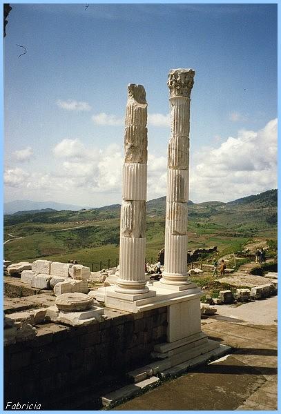Monuments, gares, châteaux,... dans le monde Pergam10