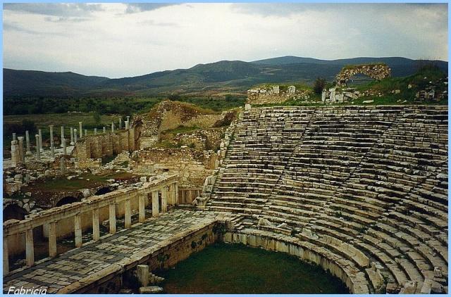 Monuments, gares, châteaux,... dans le monde Turqui10