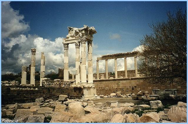 Monuments, gares, châteaux,... dans le monde Turqui12