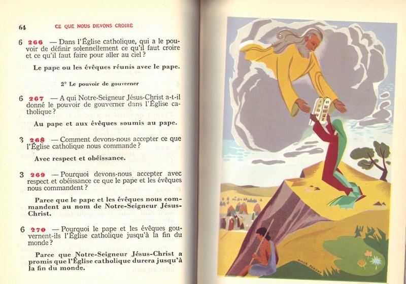LA RÉVOLUTION TRANQUILLE ou, en d'autres mots, L'APOSTASIE DE L'ÉTAT DU QUÉBEC Catc3a11
