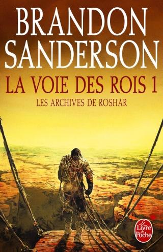 Sanderson Brandon - La Voie des Rois, vol.1 (Les Archives de Roshar 1) La_voi10