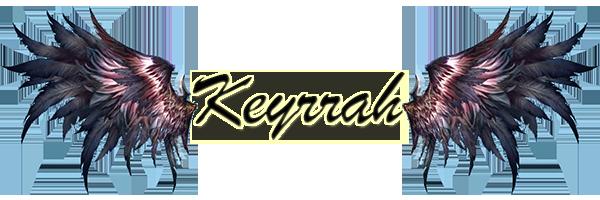 présentation/ recrue Keyrra10