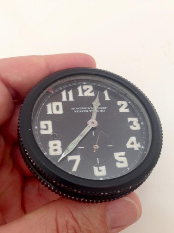 Les montres d'aéronef Type 20 de Zenith  Zenith11