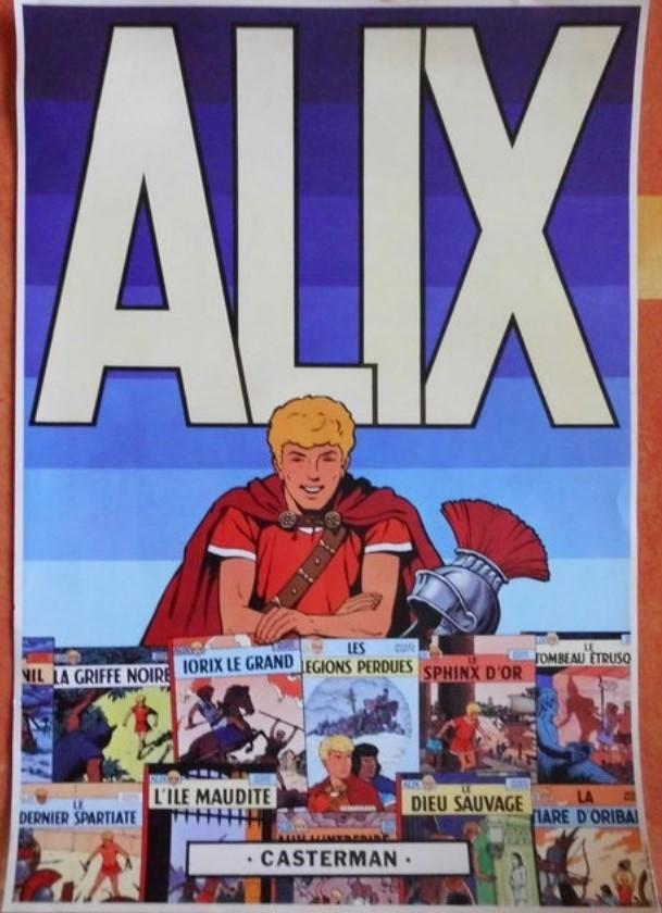 Alix en para-bd( figurines, affiches, pubs etc...) - Page 18 Alixaf11