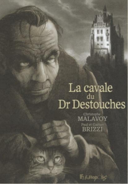 Bande dessinée et littérature Destou10