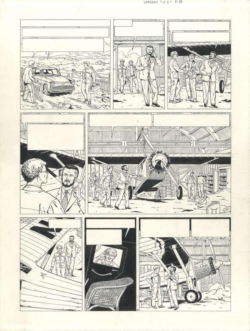 Le vol du Spirit - Page 2 Lefran12