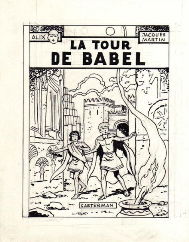 La tour de Babel Martin13