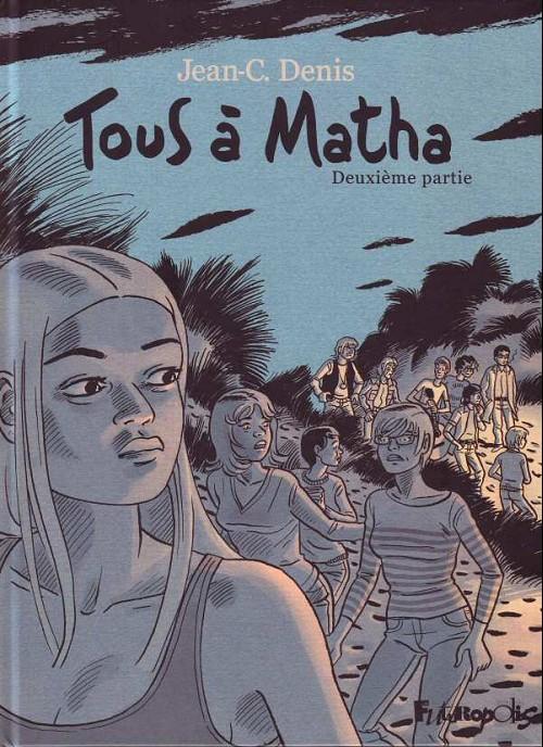 Jean-Claude Denis et Quelques mois à l'Amélie Tousam11