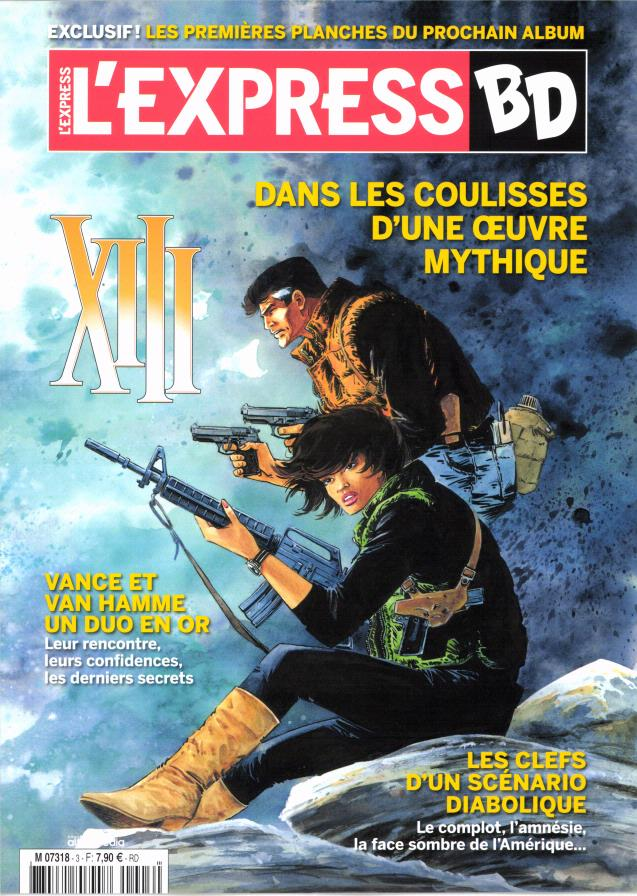 XIII : le feuilleton continue - Page 4 Xiiiex10
