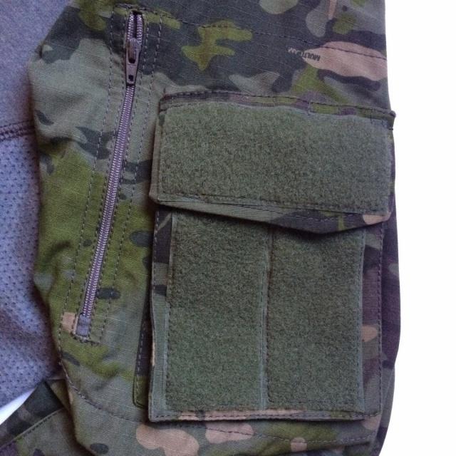 [VDS] Applied Orange Ubax Elite Combat shirt Tropical MC 71263011
