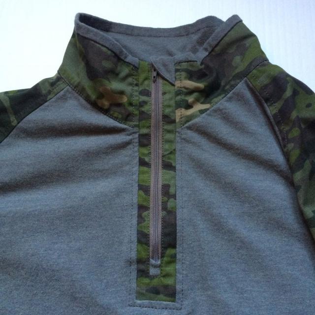 [VDS] Applied Orange Ubax Elite Combat shirt Tropical MC 72595510