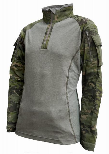 [VDS] Applied Orange Ubax Elite Combat shirt Tropical MC 85429810