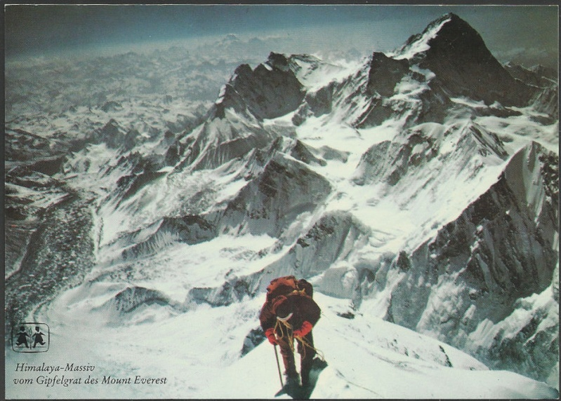 Expeditionspost / Alpinismus Everes10