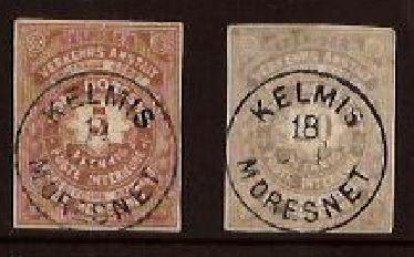 Hilfspostwertzeichen (Limburg) Limbur10
