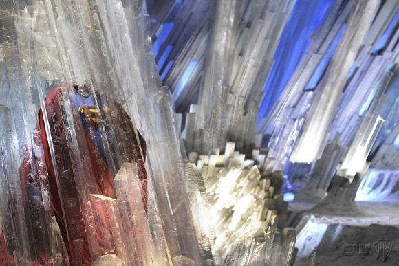 Les cristaux des films et séries S10e2010