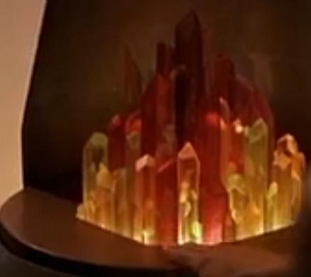 Les cristaux des films et séries Surpdg10