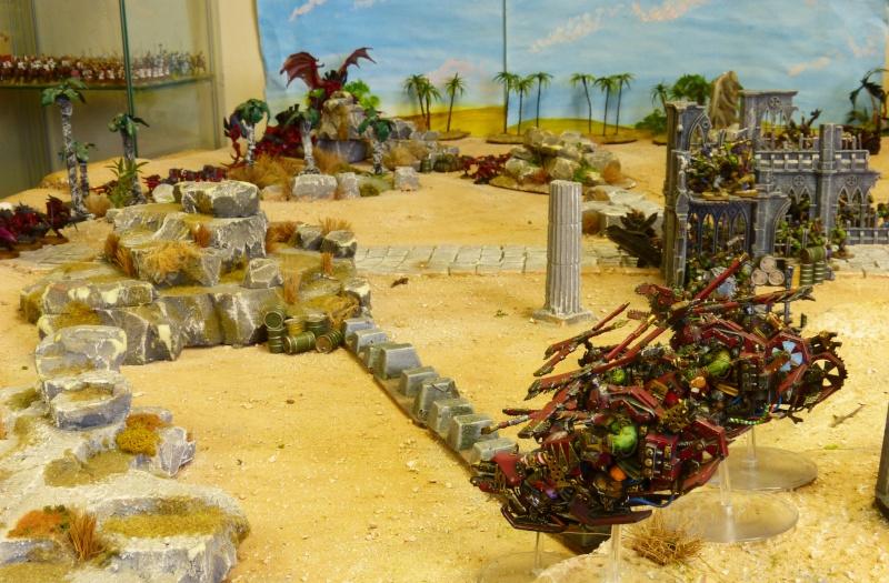 Warhammer 40K. Galerie de Batailles ! - Page 4 P1080770