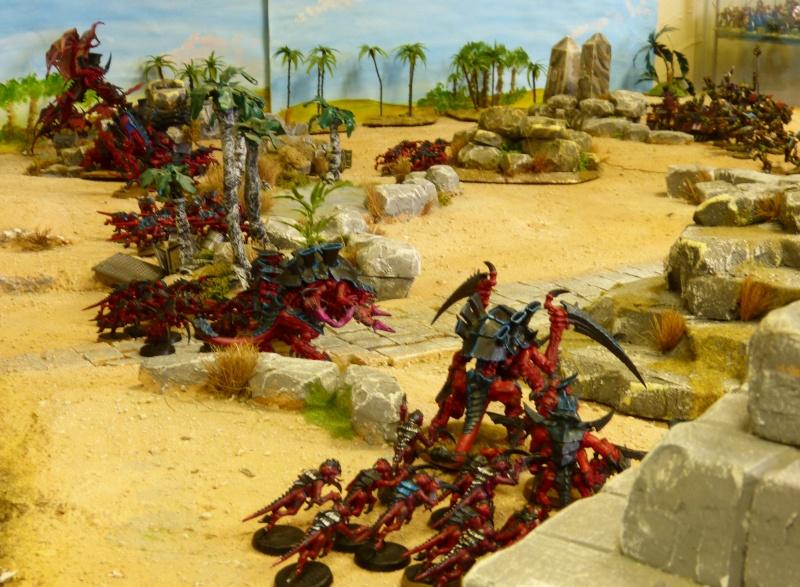 Warhammer 40K. Galerie de Batailles ! - Page 4 P1080771