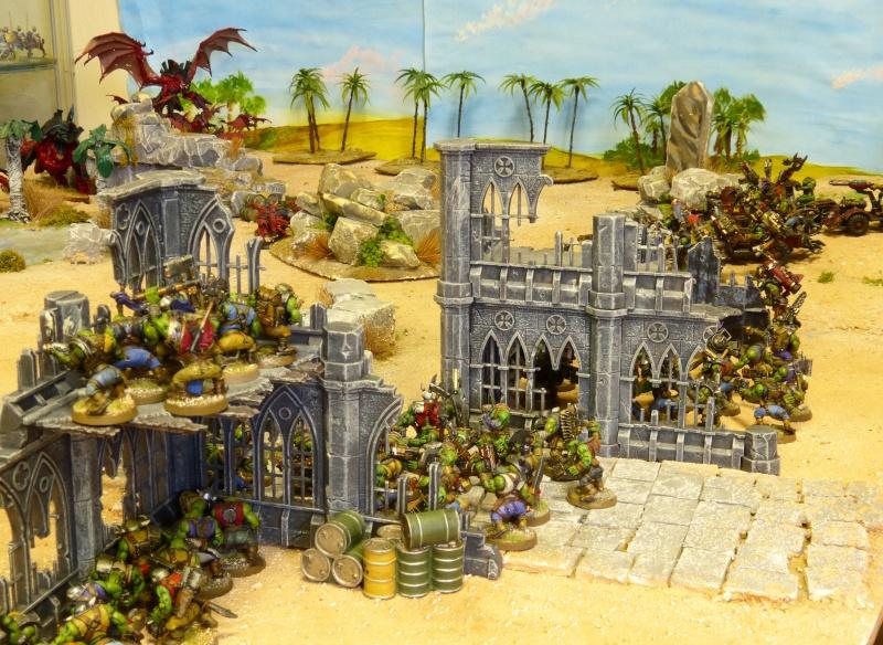 Warhammer 40K. Galerie de Batailles ! - Page 4 P1080772