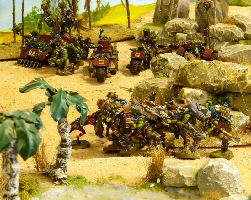Warhammer 40K. Galerie de Batailles ! - Page 4 P1080774