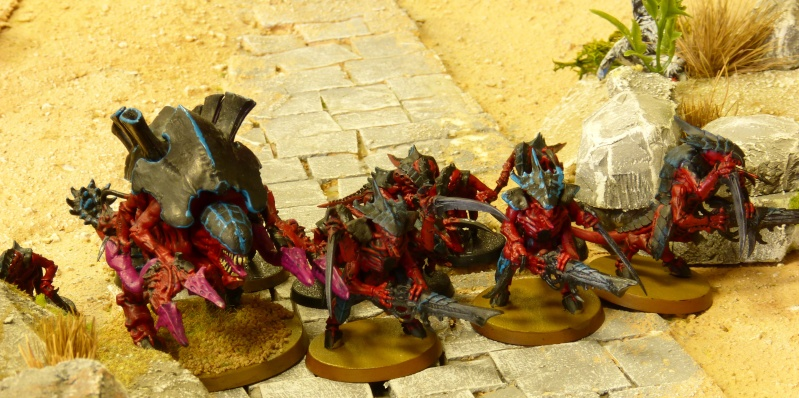 Warhammer 40K. Galerie de Batailles ! - Page 4 P1080775