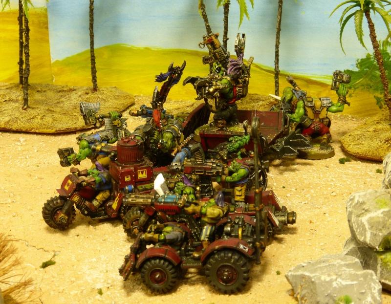 Warhammer 40K. Galerie de Batailles ! - Page 4 P1080776