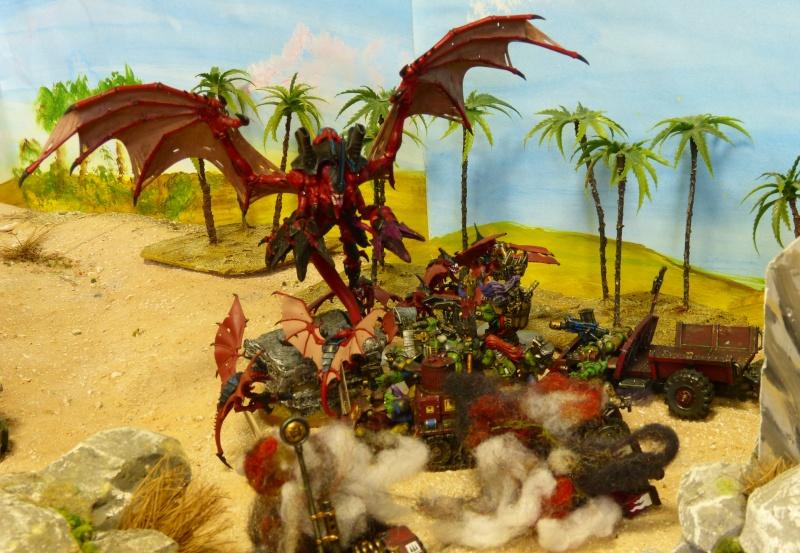 Warhammer 40K. Galerie de Batailles ! - Page 4 P1080814