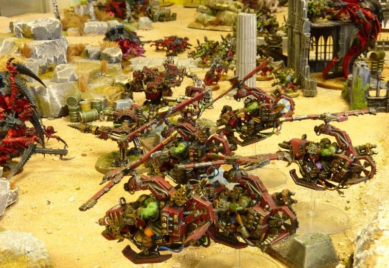 Warhammer 40K. Galerie de Batailles ! - Page 4 P1080815