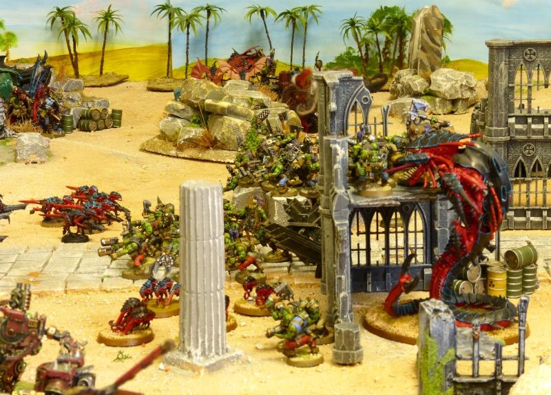 Warhammer 40K. Galerie de Batailles ! - Page 4 P1080816